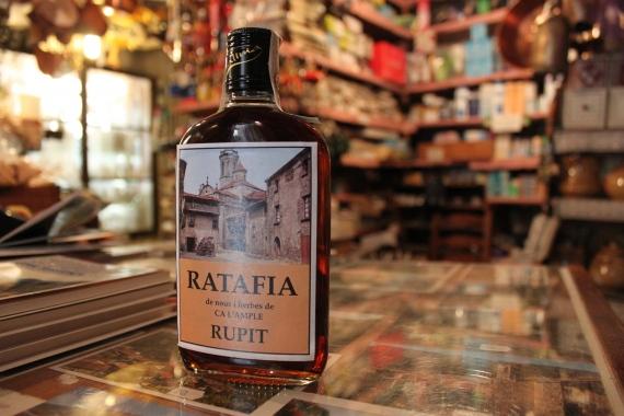 Ratafia de Rupit i Pruit