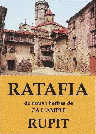 Ratafia de Rupit